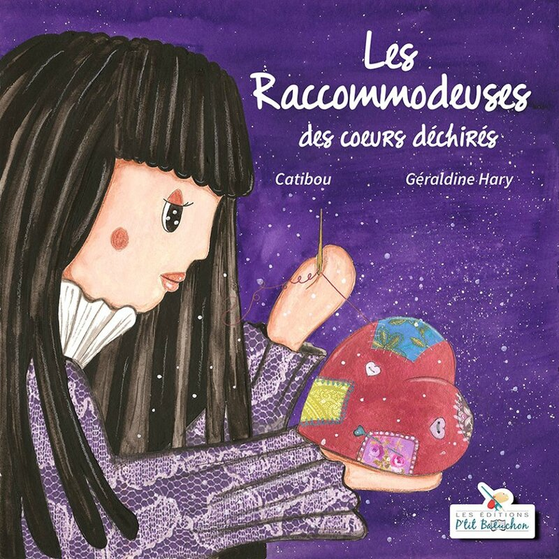 raccommodeuses couv nouvelle