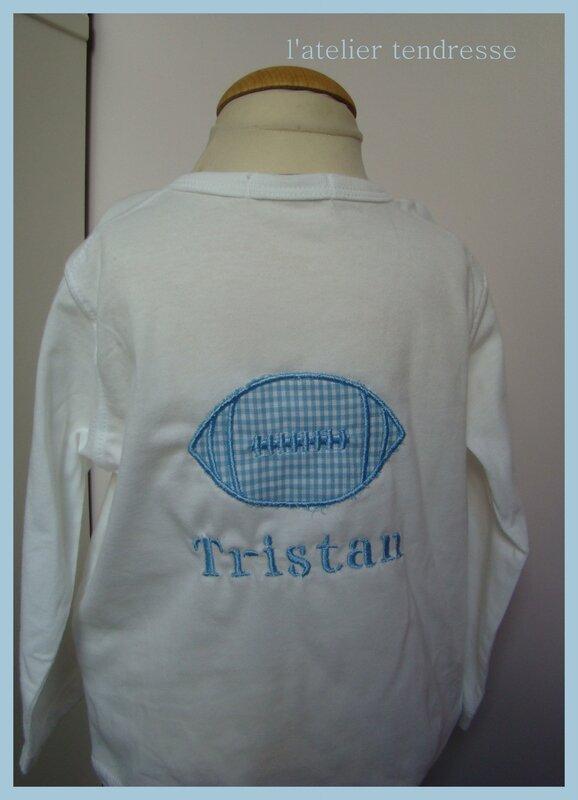 Tee-shirt Tristan