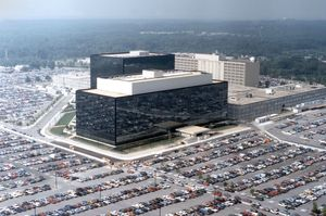 NSA building Fort Meade