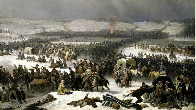bataille de la berezina