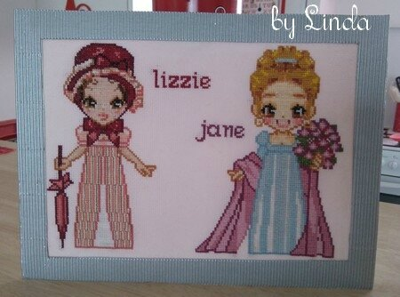Lizzie et Jane by Linda