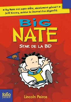 Big Nate, star de la BD