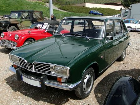 renault 16 serie 1, 1965 1970, bourse de soultzmatt 2012 3
