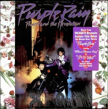 Prince and The Revolution Purple Rain (1984)