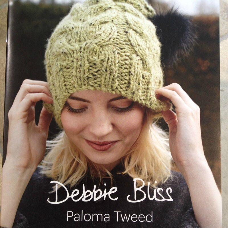 Catalogue fil à tricoter Paloma Tweed Debbie Bliss Boutique Avant-Après 29 rue Foch 34000 Montpellier