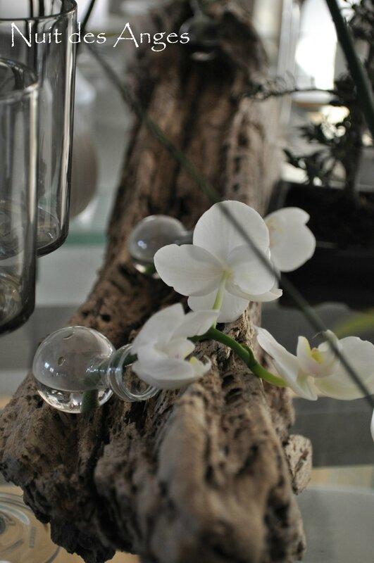 Nuit des anges décoration de table Japonaise 014