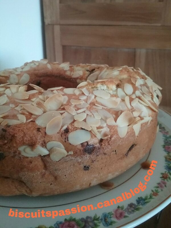 Gâteau Argent de Piroulie une excellente recette pour utiliser 7 060