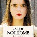 Stupeurs et tremblements d'amélie nothomb