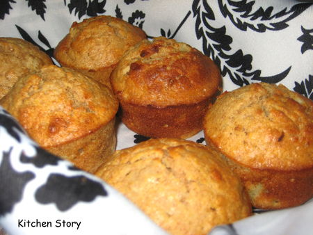 muffins_pomme_poire_cannelle