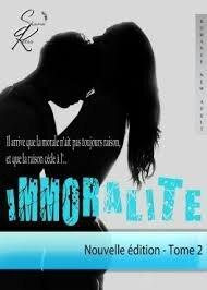 immoralite tome 2 shana keers