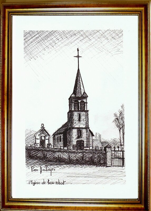 120-Bois-robert--L'église