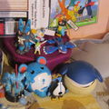 Ma collection Pokemon en image