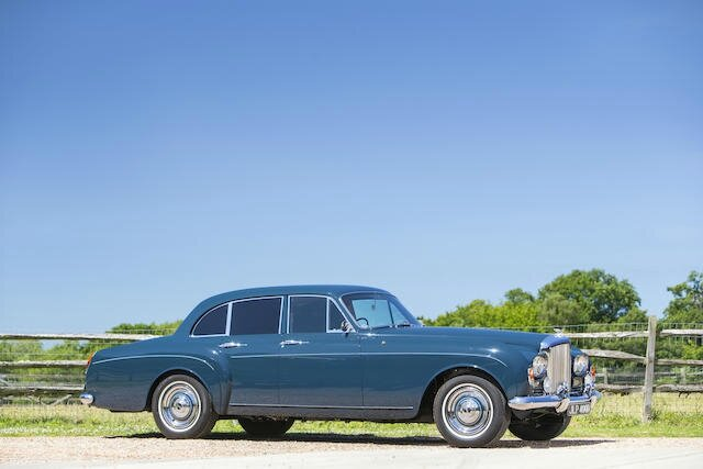 Bonhams to offer the Bentley that took Keith Richards and Anita Pallenberg on drug fuelled trip