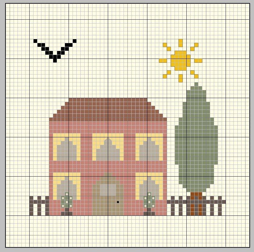 Maison d'été