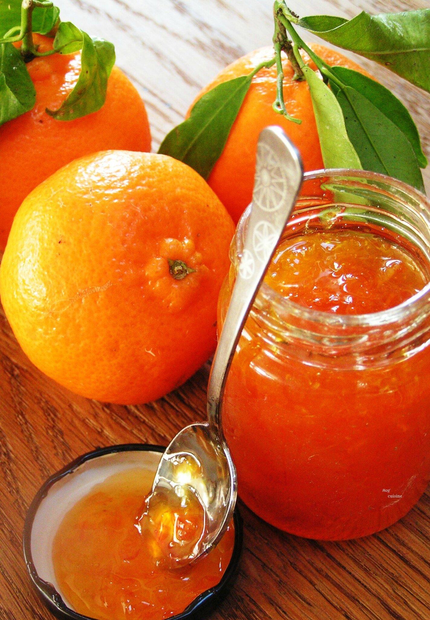 marmelade de clémentines (6)