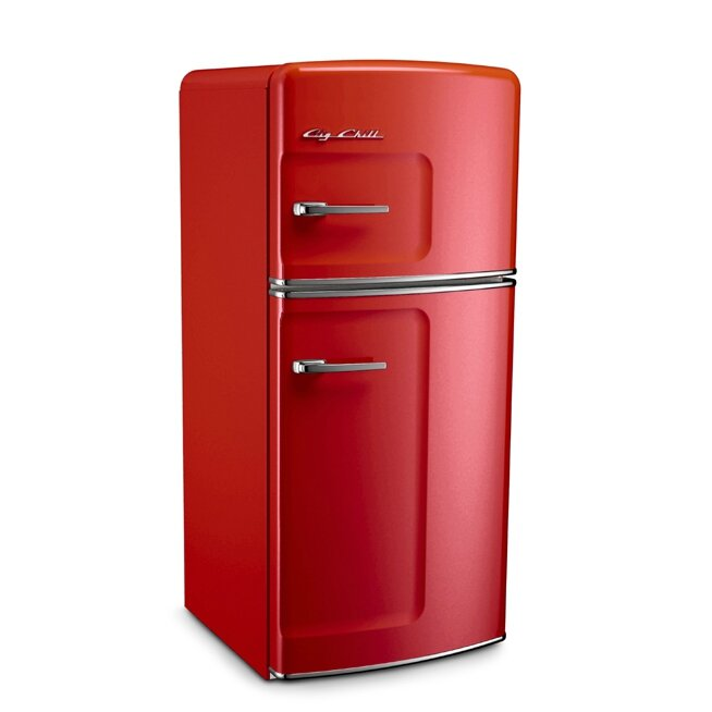 Frigo vintage for Refrigerateur but
