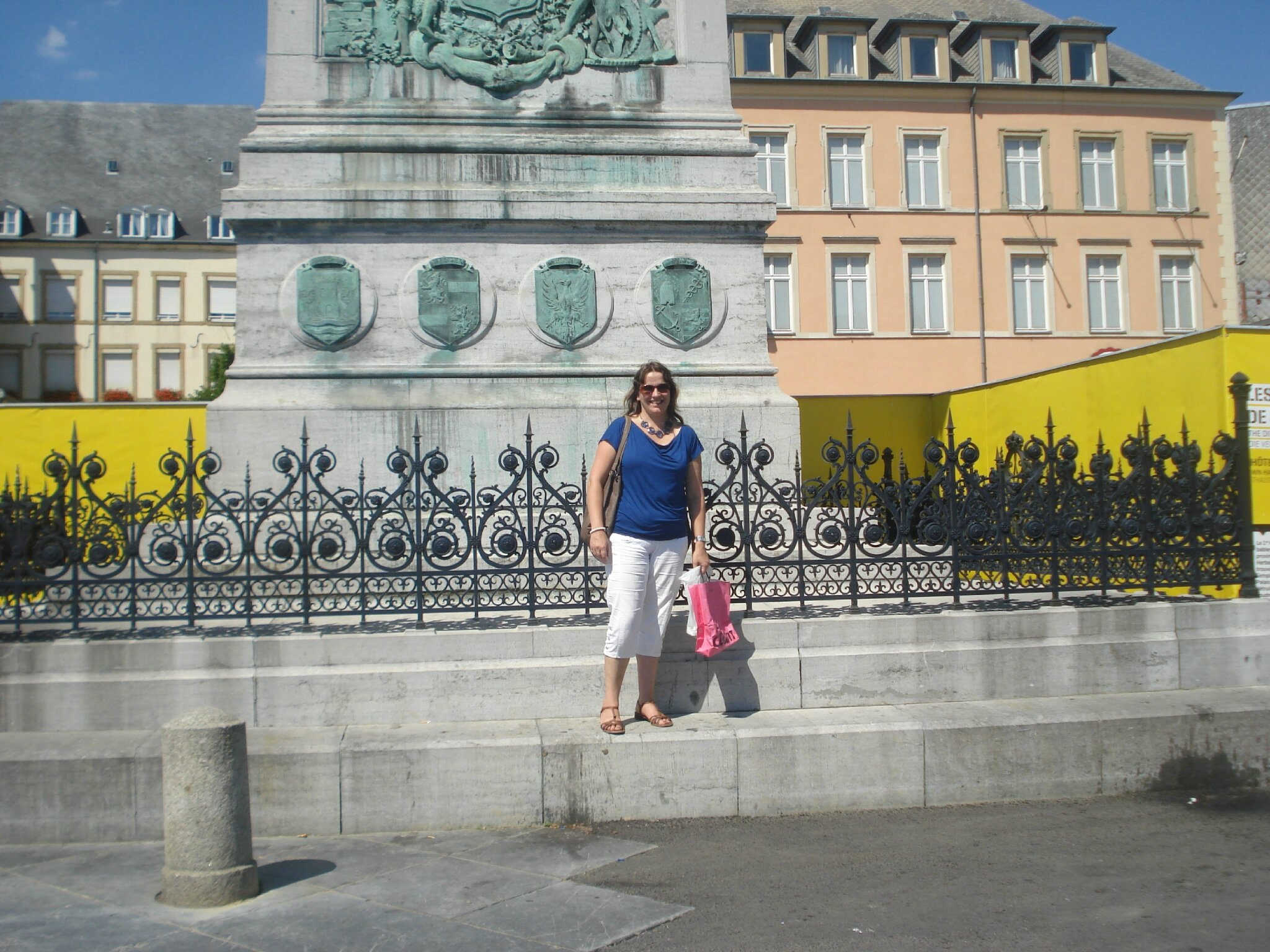 Belle après-midi au Luxembourg