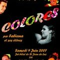 Colores (ecole de danse fabiana- st jean de luz)