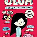 Concours olga : 5 exemplaires à gagner d'un épatant roman jeunesse!!