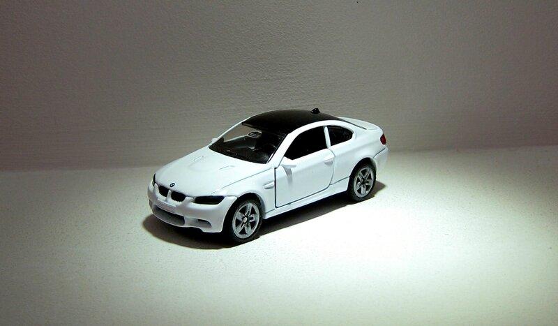 Bmw M3 coupé (Siku)