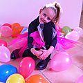 Petite décoration pour l'anniversaire de mini moi