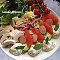 Salade miami