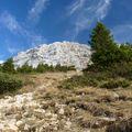 2009 11 21 Le paysage autrour de la Dent de Crolles (2064 mètres d'altitude)