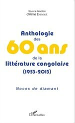 Couverture Anthologie 60 ans