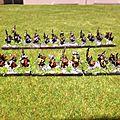Warmaster skaven: deux dernières unités de guerriers des clans !!