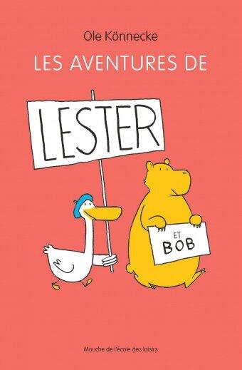 Les Aventures de Lester et Bob