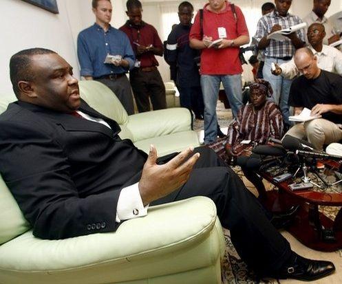 Cpi la lib ration du congolais jean pierre bemba for Chambre d appel