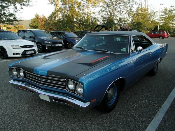 plymouth road runner 1969 3