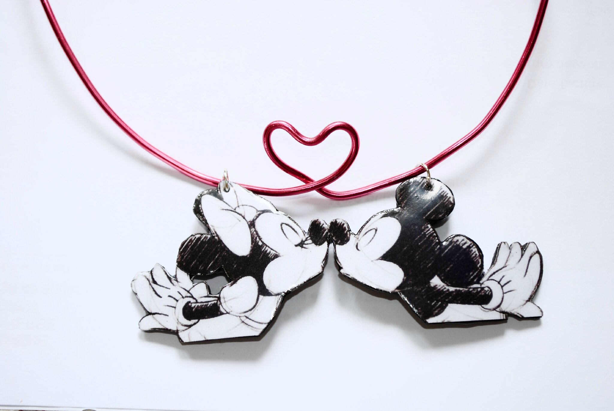 Bijoux Disney : I love Minnie !