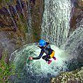 Le canyoning: plaisir des sensations fortes (fle_niveau b1)