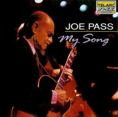 Joe Pass - 1993 - My Romance (Telarc)