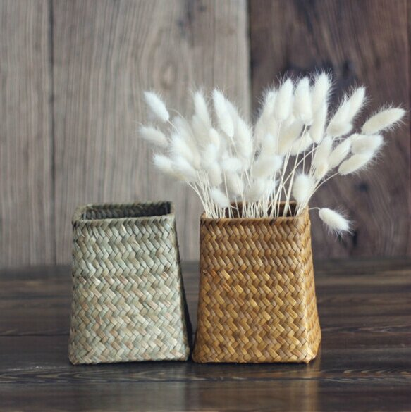 -font-b-Straw-b-font-is-the-natural-handmade-art-ladder-flowers-font-b-straw