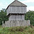 [tour] les tours, premiers châteaux-forts
