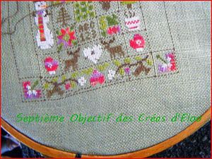 Objectif sept, Patchwork (2)