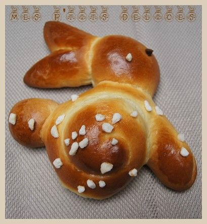 brioche lapin51