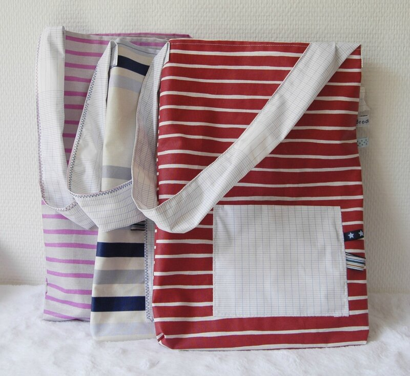 Brodi Broda-sac de plage-la maitresse en maillot de bain