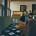 At home in holland: vermeer and his contemporaries from the british royal collection at the mauritshuis