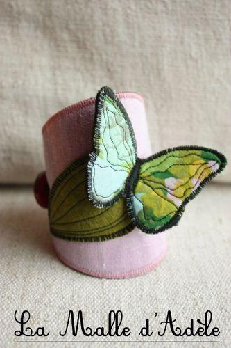 Manchon papillon 03