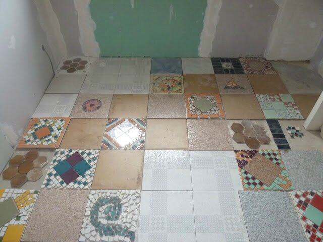 Patchwork carreaux ciment fabulous imitation carreaux de for Patchwork carreaux de ciment