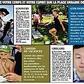Journal La Montagne juillet 2012