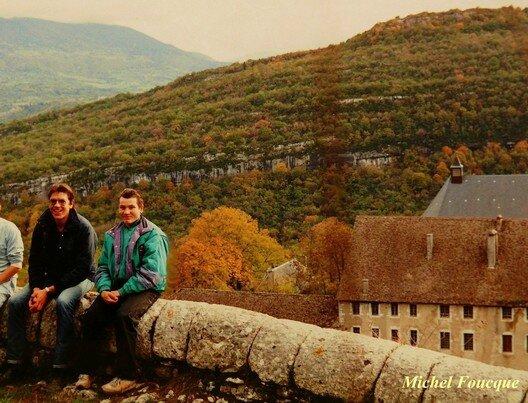 1672 a)Balade sur montagne de Parves (Ain)