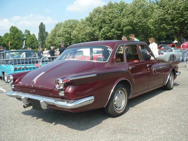 DODGE Lancer 4door Sedan 1962 Illzach (2)