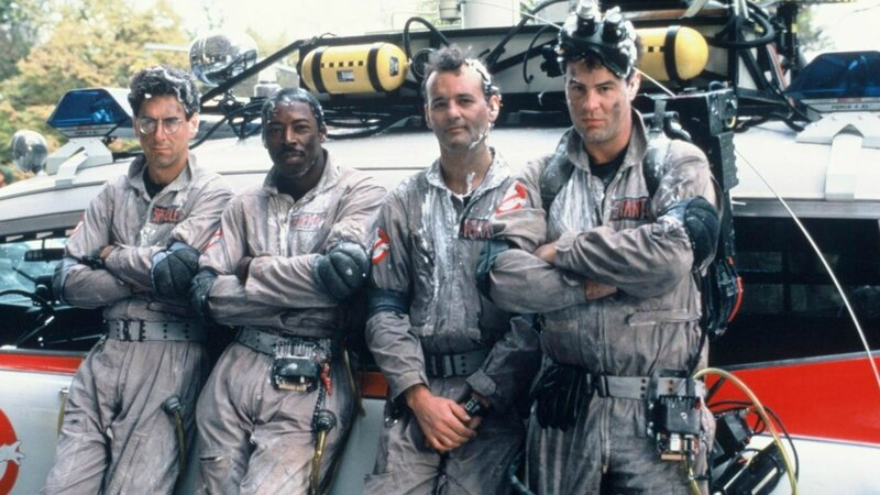 tournage ghostbusters