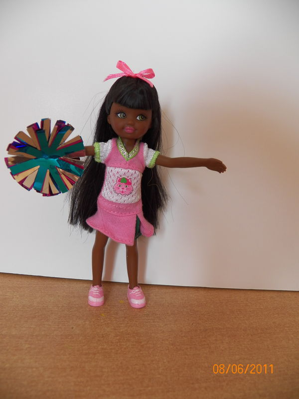 enfant de barbie:ma petite Courtney (SIS)