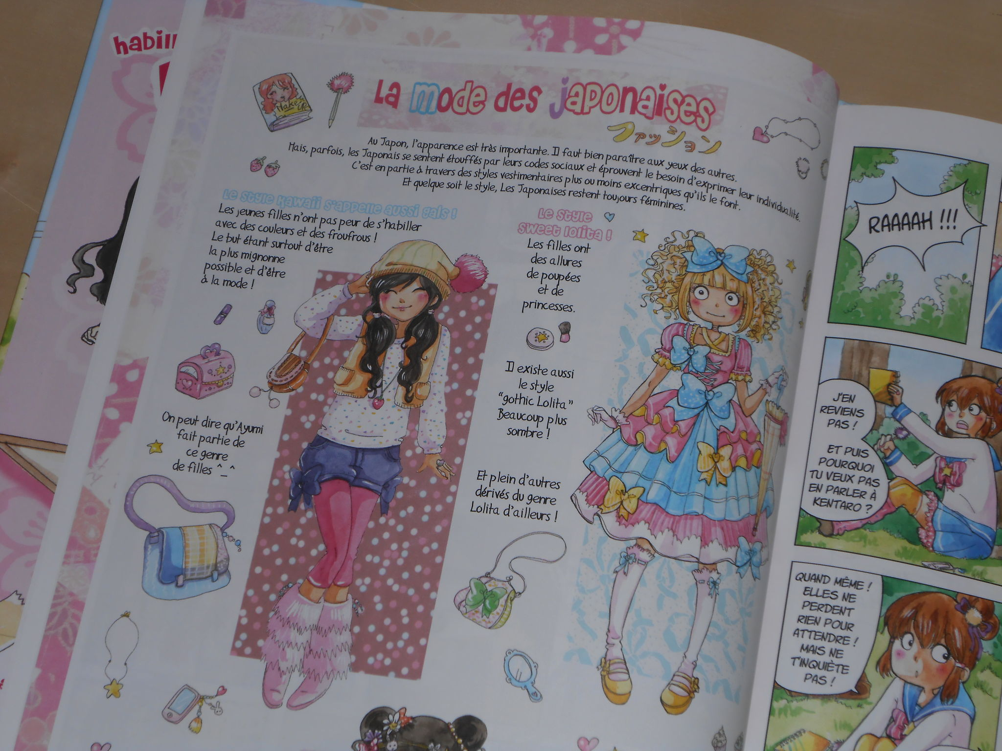 japon style vestimentaire