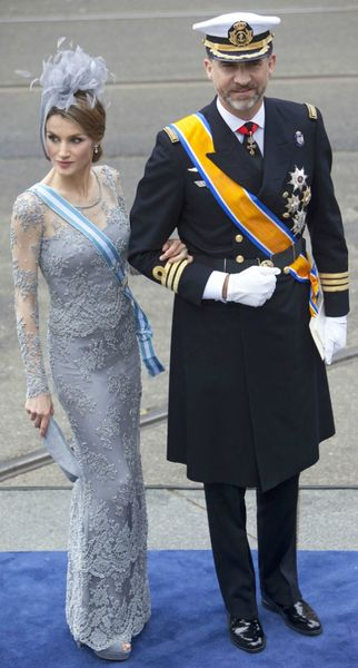 Philippe d'espagne et Leztia